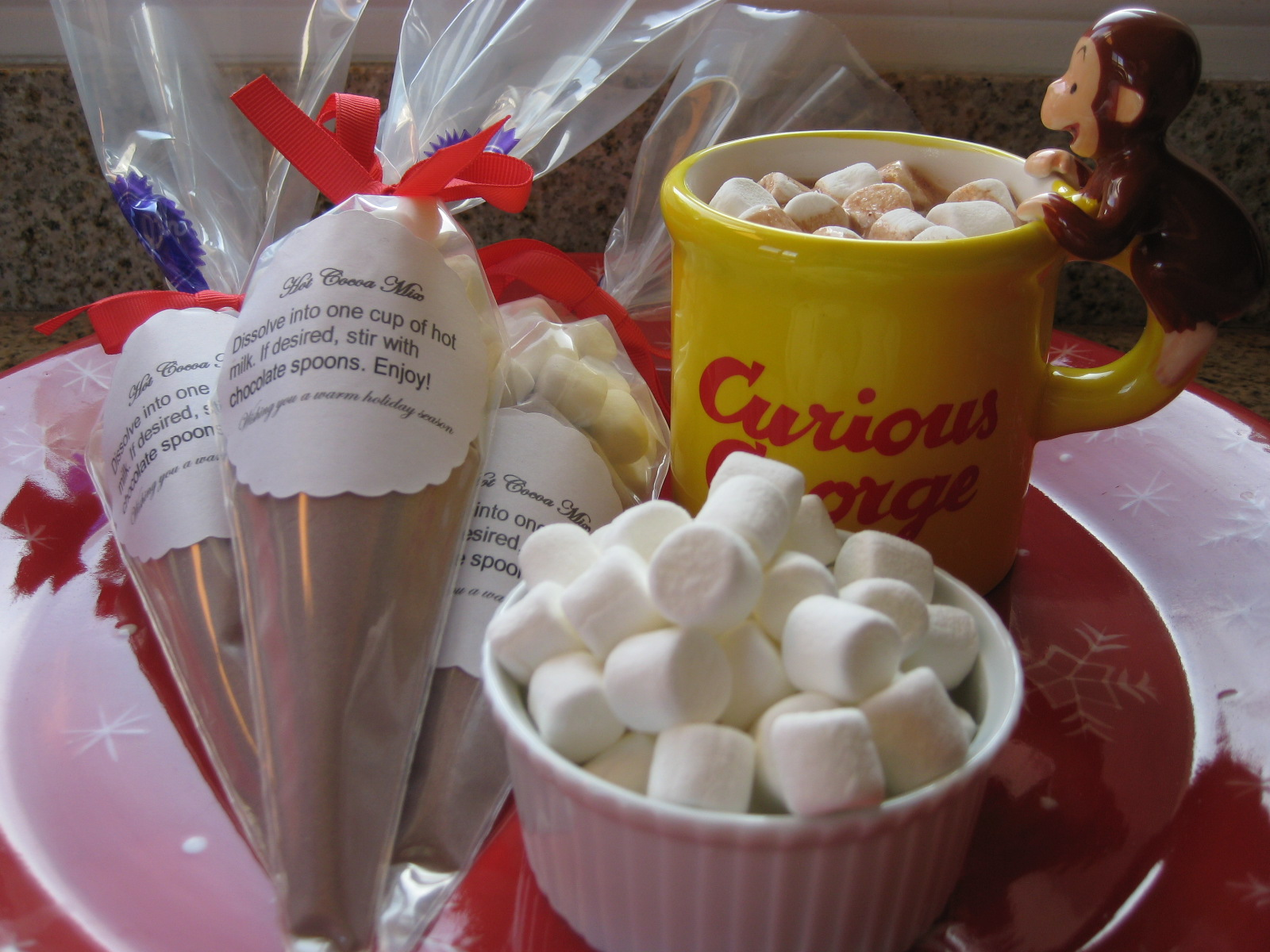 Hot cocoa mix saucy mommy - Gift ideas with chocolate ...