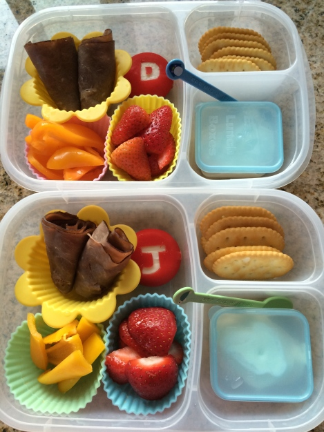 First Week of School Lunch Round-Up